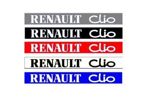 Bandeau pare soleil Renault Clio