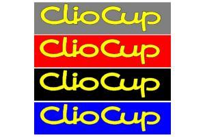 Bandeau pare soleil Renault Clio Cup