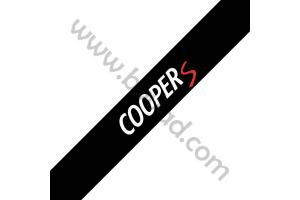 Bandeau pare soleil Mini Cooper S