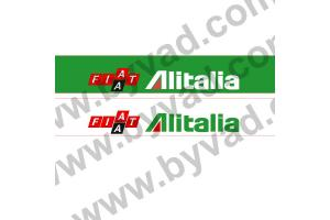Bandeau pare Soleil FIAT ALITALIA FIAAT