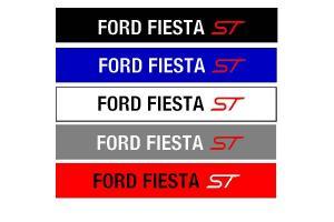 Bandeau pare soleil Ford Fiesta ST
