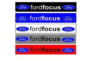 Bandeau pare soleil Ford Focus