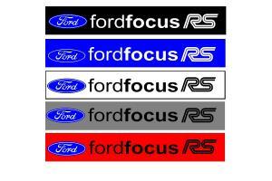 Bandeau pare soleil Ford Focus RS