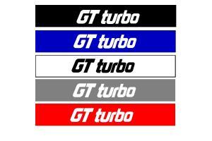 Bandeau pare soleil GT Turbo