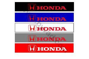 Bandeau pare soleil Honda