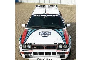 Bandeau pare soleil Lancia Martini Racing
