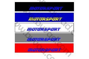 Bandeau pare soleil Ford Motorsport