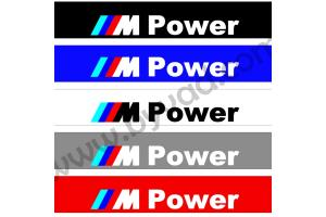 Bandeau pare soleil BMW M POWER