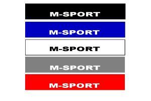 Bandeau pare soleil Ford M-Sport