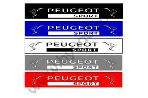 Bandeau pare soleil Peugeot Sport