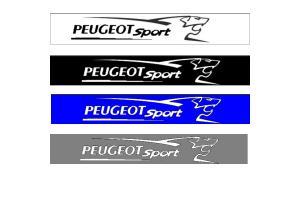 Bandeau pare soleil Peugeot  Lion