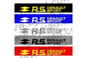 Bandeau pare soleil Renault Sport 2016