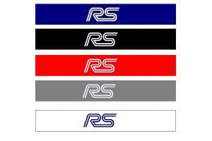 Bandeau pare soleil Ford RS