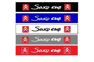 Bandeau pare soleil Citroen Saxo Cup