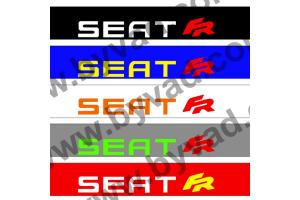 Bandeau pare soleil Seat FR