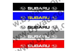 Bandeau pare soleil Subaru