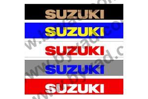 Bandeau pare soleil Suzuki
