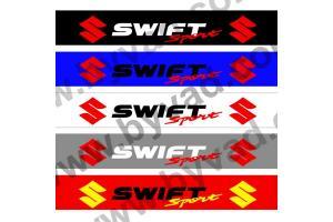 Bandeau pare soleil Suzuki Swift Sport