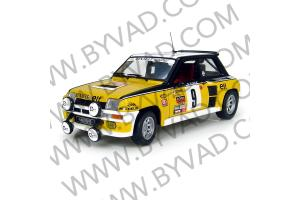 Kit déco R5 Turbo Monte Carlo 1981