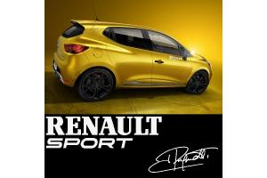 Sticker Renault Sport Clio, Mégane, Twingo, ... Ragnotti