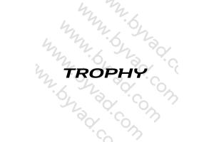 Sticker de lame TROPHY Mégane 4