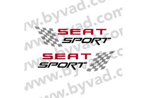 Kit stickers Seat Sport