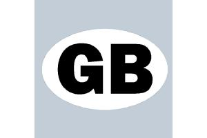 Sticker GB