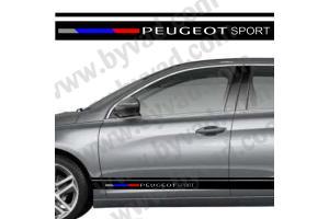 Stripping Peugeot Sport bas de caisse