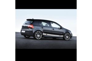 Bandes latérales VW GTD modèle 2