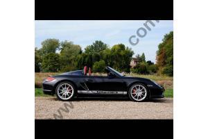 Bandes latérales Porsche modèle 2