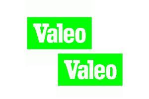 2 Stickers Valeo
