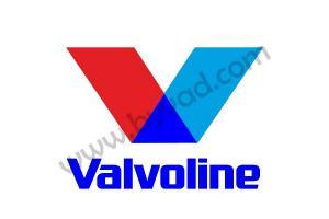 2 Stickers Valvoline