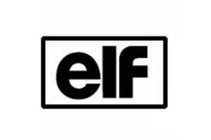 Autocollant ELF x 4