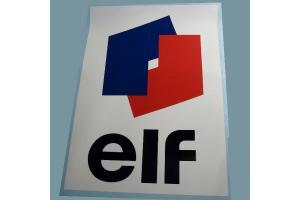 1 Sticker Elf
