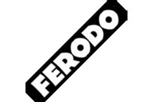 Autocollant FERODO x 2