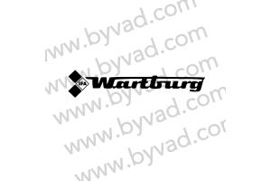 Autocollant Wartburg