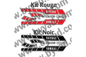 Kit complet stickers YAMAHA RD 50 1979