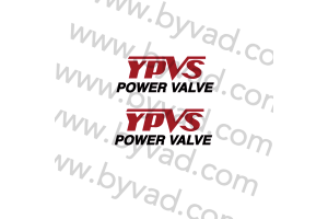 Kit sticker Yamaha YPVS Power Valve