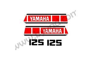 Kit sticker Yamaha YZ 1979
