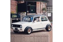 Bandes latérales mini 1275 GT